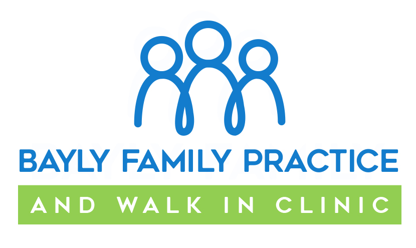 Bayly Family Practice and Walk In Clinic - Pickering Family Doctor Logo
